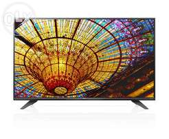 43 inch lg uf680t 4k smart led magic remote 1 year warranty