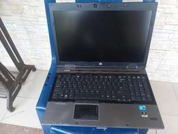 HP ELITEBOOK 8540 Workstation Core I7