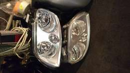 Vw Touran headlights