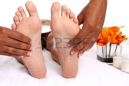 R199 Crazy special:: Full bony massage done by a new black therapist.