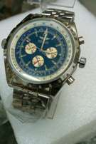 Breitling chronograph watch (deliveries)