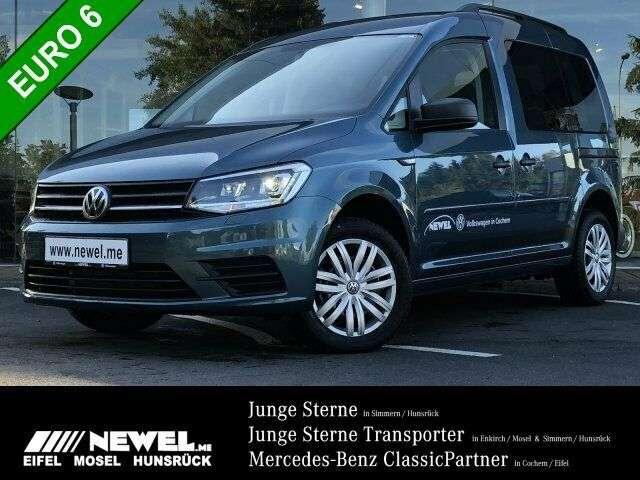 продается Volkswagen Caddy 20 Tdi Bmt Familyxenonnavikamera
