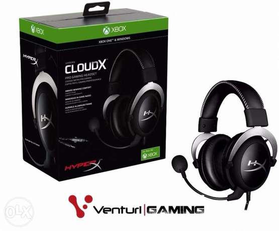 HyperX Gaming Headset Cloud X