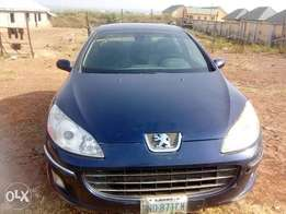 Clean Peugeot 407 for sale