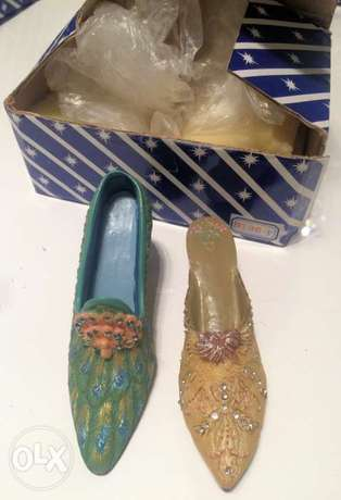 """Collection of """"Putting on The Ritz"""" Miniature Shoes - New الشيخ زايد -  5"""