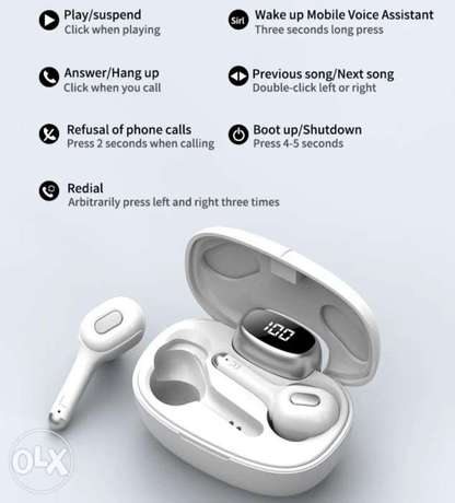 T9S earphone bluetooth Riyadh - image 1