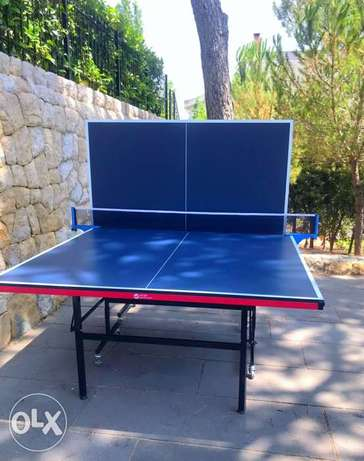 oryx - outdoor pingpong table