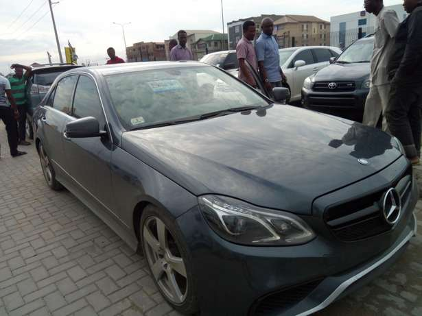 Tokunbo 011 E350 upgraded to 015 AMG Lagos - image 8