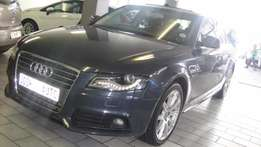 Pre owned 2010 Audi A4 2.0 automatic,