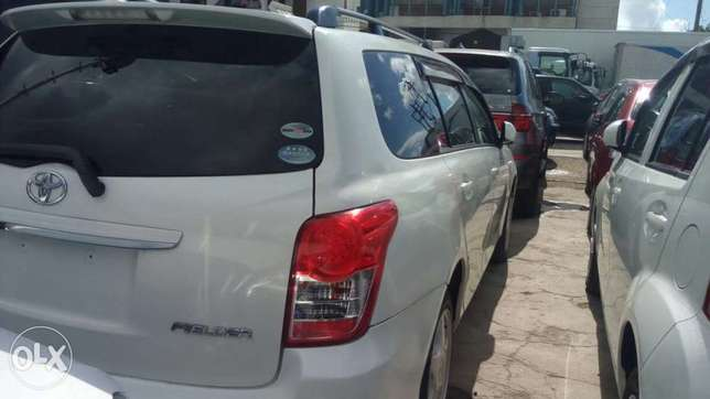 Toyota fielder at ksh 1,130,000 Mombasa Island - image 1