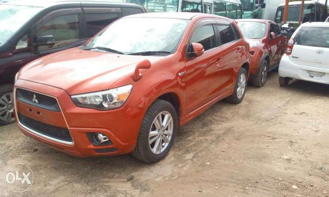 RVR Mitsubishi. Wine red: Hire purchase accepted Mombasa Island - image 1