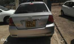 Toyota Allion, KBU, year 2004, 1800 CC, accident free, original paint.