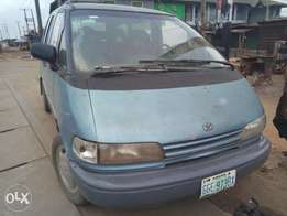 Toyota previa with axle for sale N600k