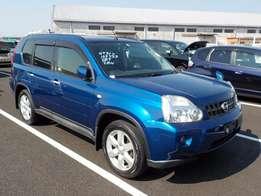Nissan xtrial 2010 model new shape.