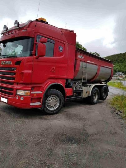 Scania R480 - 2007