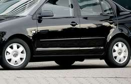 Original VW Polo Rims and Tyres for Sale