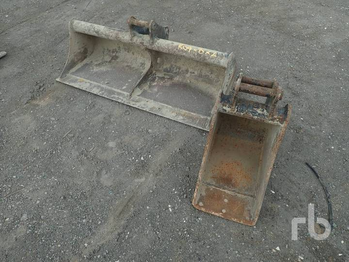 Qty of 2 1250mm & 300mm