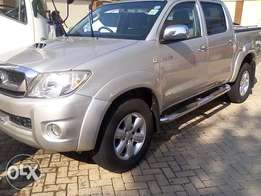Toyota Double cab invincible