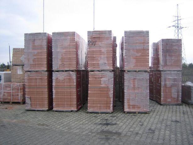Archiwalne Porotherm Wienerberger 25 E3 500 P W Kl 150 Transport