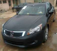 Awoof!!! Clean toks 08 Honda Accord(Evil spirit) up for grab.