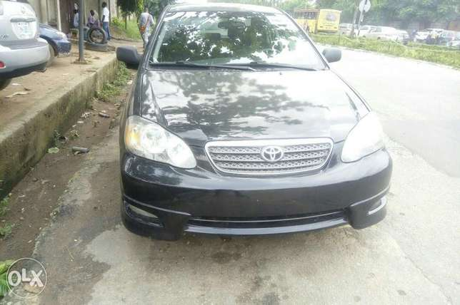 Toyota corolla sport foreign used 2006model annual Gear for sale Ikeja - image 6