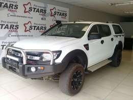 Ford Ranger 2013 2.2 XL D/C With loads of Extras