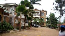 A two bedroom apartment for rent in Bweyogerere