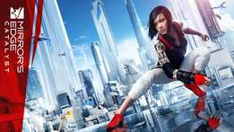 Mirrors edge catalyst PC game