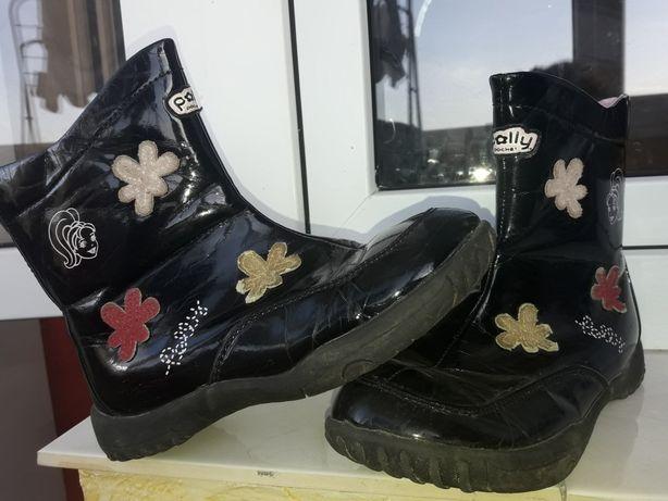 Весняні чоботи сапожки для дівчинки  120 грн. - Дитяче взуття ... d2192f7bb969f