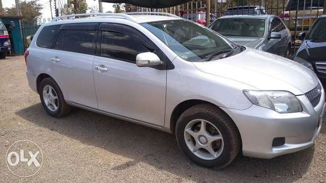 Toyota Fielder, Year 2007, KBY, 1500cc, Very Clean Madaraka - image 2