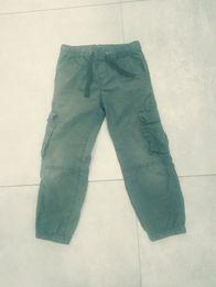 2fb35de1b562d1 Spodnie chłopięce bojówki Lupilu 116