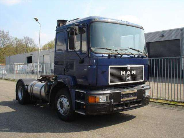 MAN 19.403 4x2 Tractor Unit Ual - 1996
