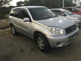 Toyota rav 4 (trade in accepted)