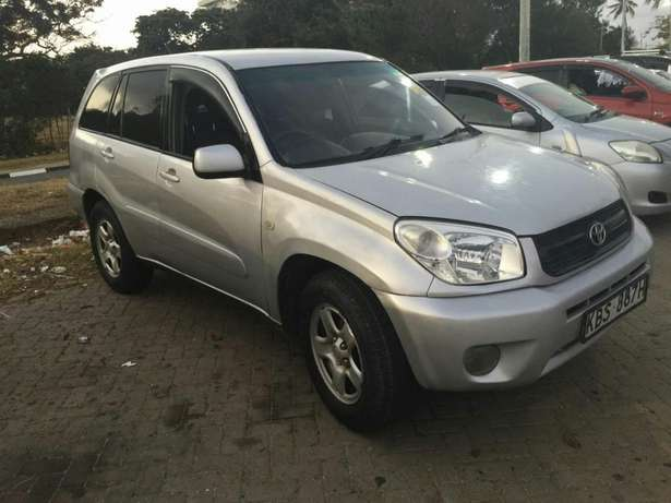 Toyota rav 4 (trade in accepted) Kenyatta - image 1
