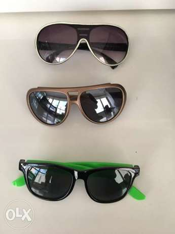 pack of 3 sunglasses for kids