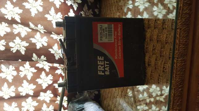 Used quick sale car battery Westlands - image 3