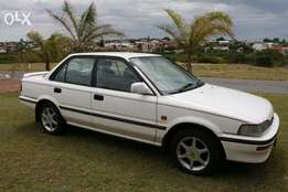 Toyota Corolla 1.3, 1.4 or 1.6 WANTED
