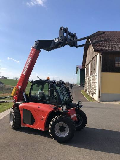 Manitou MT 420 H New Buggy - 2019