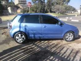 Excellent condition 2006 VW Polo 1.6 with a sunroof for sale