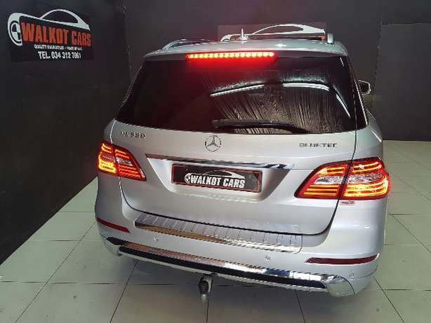 2014 Mercedes-Benz ML350 A/T Newcastle - image 5