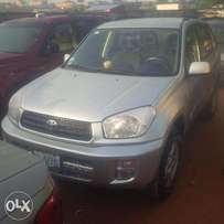 Few Month Nigerian-Used Toyota RAV4, 2003, Very OK