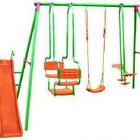 3in1 swing with slide