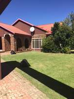 big family house with swimming pool and big lapa in ben fleur