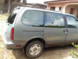 Neat Nissan quest 2000 for sale.