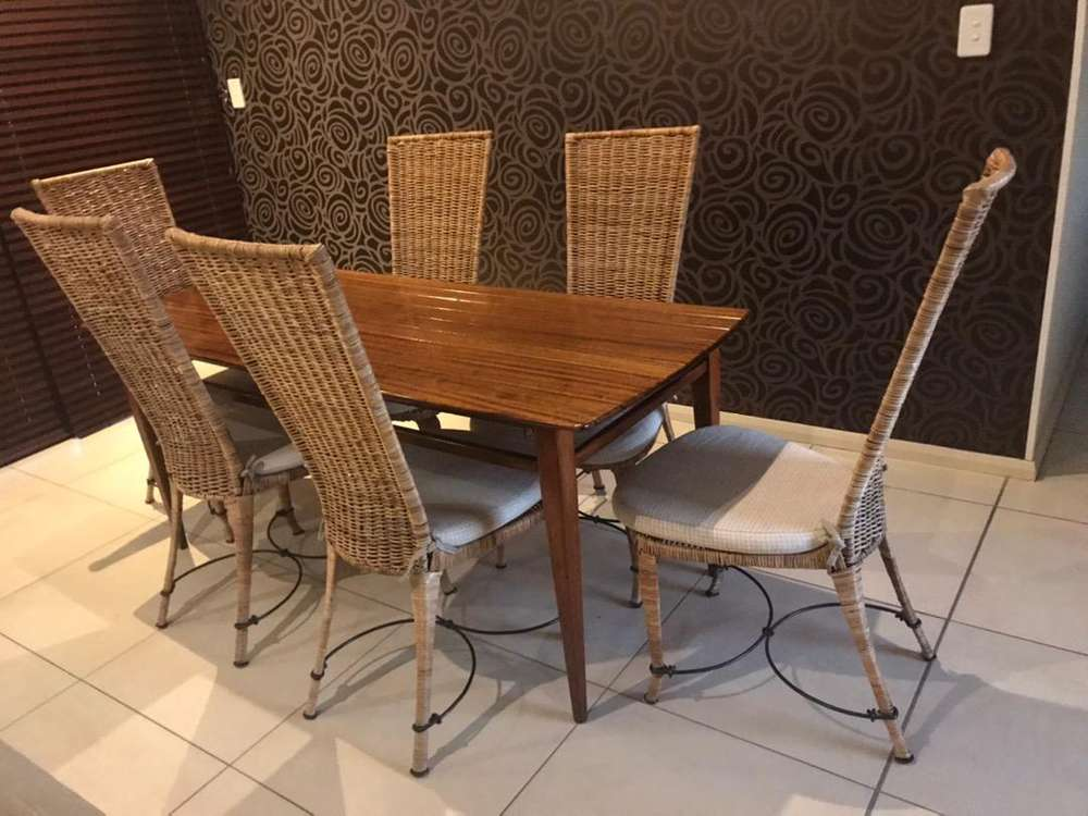 Stunning Wrought Iron Dining Chairs Furniture Decor 1061994405
