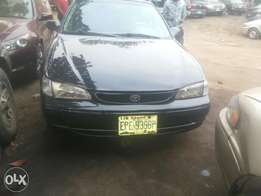 Neatly used 2000 model corolla for sale