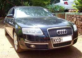 2008 Audi A6 2.0TDI, 6-speed manual, clean condition