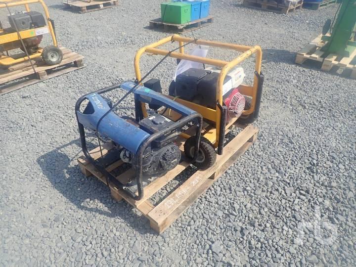 Qty Of 2 Generator Sets