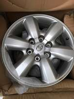 """Fortuner """"17"""" Mags"""