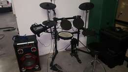 Roland TD 3 Electrical drumset